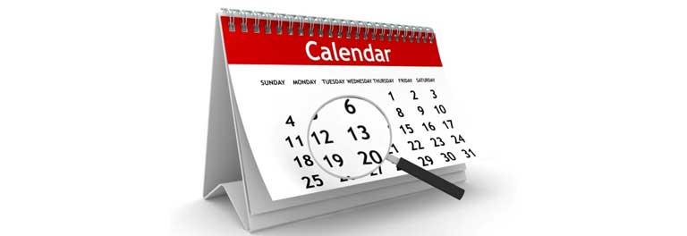 Календарь бреветов